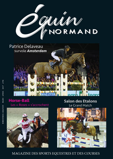 EQUIN NORMAND  MARS  AVRIL  2017